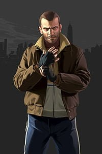 Grand Theft Auto IV Ve Bazı Notlarım