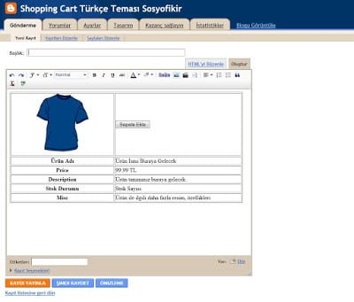 shopping cart teması, shopping car themes, kayıt şablonu, sosyofikir