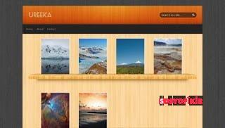 ureeka themes, ureka theme, blogger themes