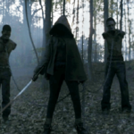 The Walking Dead michonne 190312