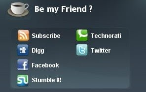 Be my Friend?
