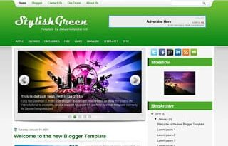 stylishgreen blogger temalari