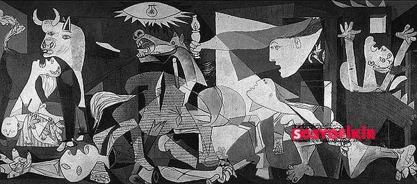 600px Picasso Guernica
