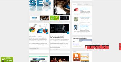 Blogunuza Sayfa İle Kayan Banner Ekleyin 6