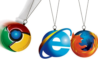 chrome explorer firefox