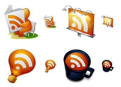 Excellent RSS Icons