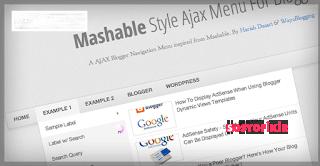 Blogunuz İçin Yeni Ajax Menüsü. 7
