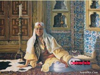 Osmanlı Cariyeleri, Sultanları Nasıl Bu Kadar Güzel Kalabiliyorlardı ? 3