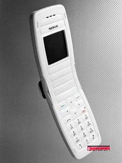 Nokia 2650 abierto
