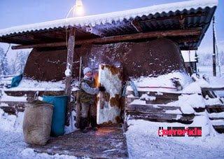 Dünyanın En Soğuk Köyü Rusya'da. İçiniz Ürperecek. 3