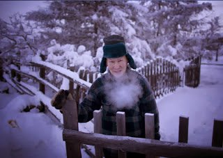 Dünyanın En Soğuk Köyü Rusya'da. İçiniz Ürperecek. 4