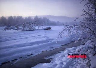 Dünyanın En Soğuk Köyü Rusya'da. İçiniz Ürperecek. 5