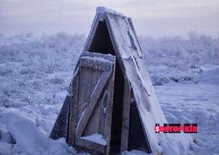 Dünyanın En Soğuk Köyü Rusya'da. İçiniz Ürperecek. 6