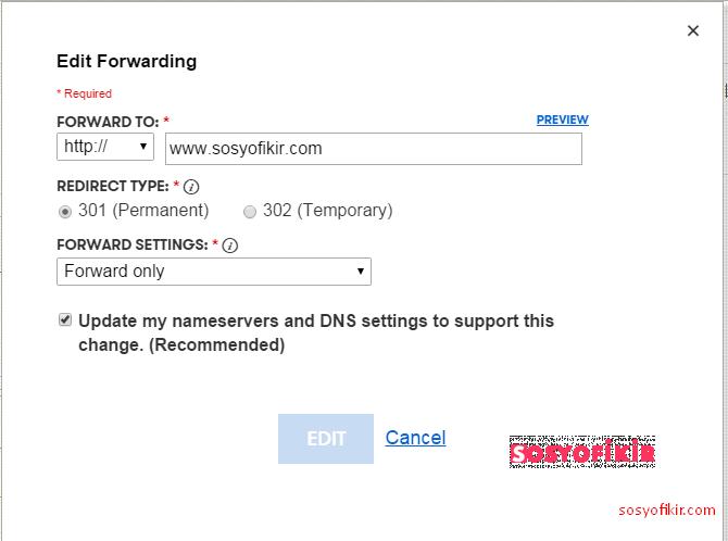Sitemin başına www yazmadan giriş yapamıyorum. Sorun çözüldü, İşte çözümü.. 4
