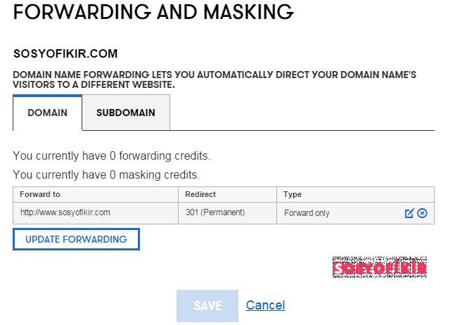 Sitemin başına www yazmadan giriş yapamıyorum. Sorun çözüldü, İşte çözümü.. 5