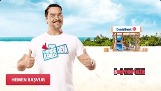 Deniz Bank Kredi Borcu YapC4B1landC4B1rma