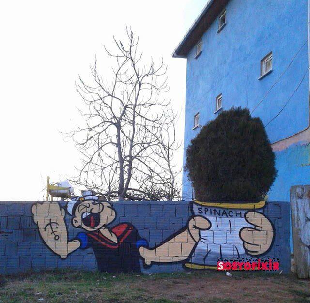 street art popeye semiok istanbul 1