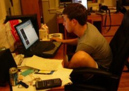 in 2003 harvard sophomore mark zuckerberg would build a program called face mash it