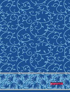 Ceylani Mavi Safli Cami Halisi