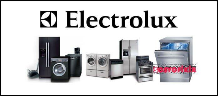 Özel Electrolux Teknik Servis Hizmetleri
