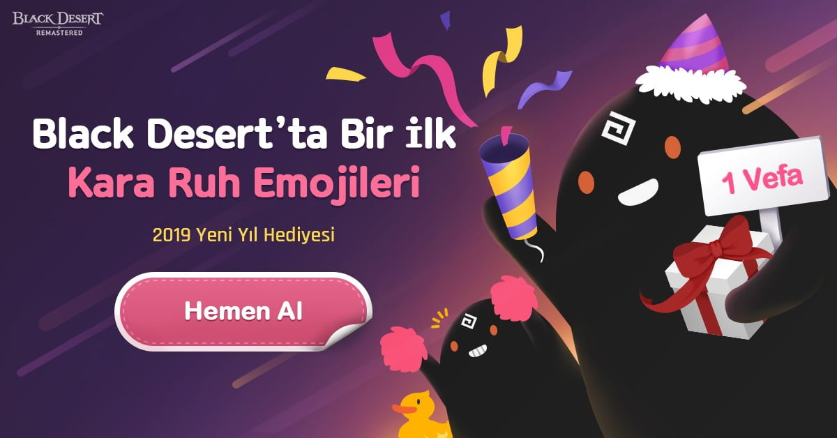 Black Desert Online Turkiye Kara Ruh