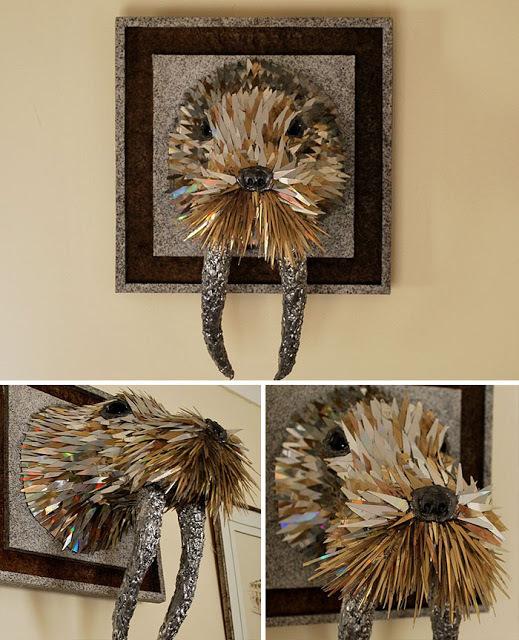 cd animal sculptures recycled art sean avery 10 5885c8b61c025  700
