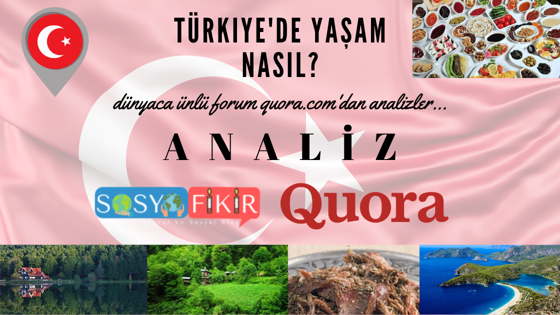 turkiyede yasam