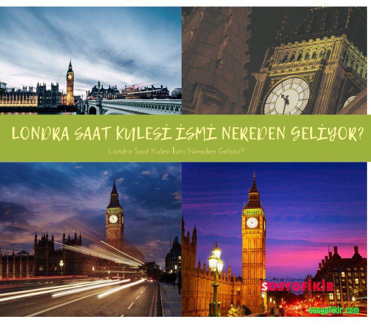 Londra Saat Kulesi