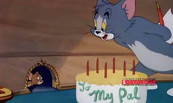 Tom ve Jerry 1